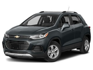 New 2018 Chevrolet Trax LT SUV Harlingen, TX