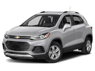 New 2018 Chevrolet Trax LT SUV Danvers, MA