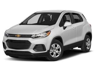 New 2018 Chevrolet Trax LS SUV Danvers, MA