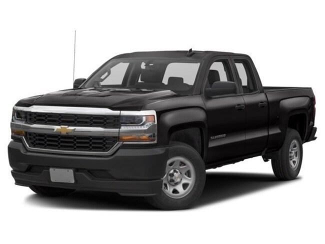 New 2018 Chevrolet Silverado 1500 1WT Truck Double Cab Danvers, MA