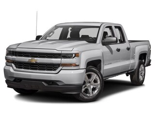 New 2018 Chevrolet Silverado 1500 Silverado Custom Truck Double Cab For Sale in Orlando