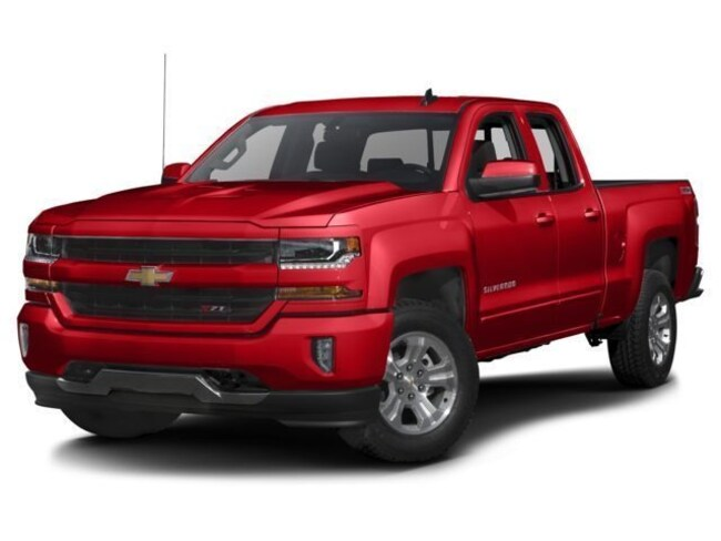 2018 Chevrolet Silverado 1500 Double CAB 143.5  LT Truck