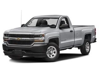 New 2018 Chevrolet Silverado 1500 Truck Regular Cab JZ294426 Danvers, MA