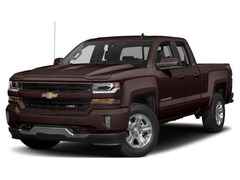 used 2018 Chevrolet Silverado 1500 LT w/2LT Truck Double Cab for sale in Mountain Home, AR