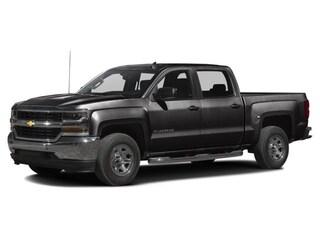 New 2018 Chevrolet Silverado 1500 Silverado Custom Truck Crew Cab 00280301 San Benito, TX