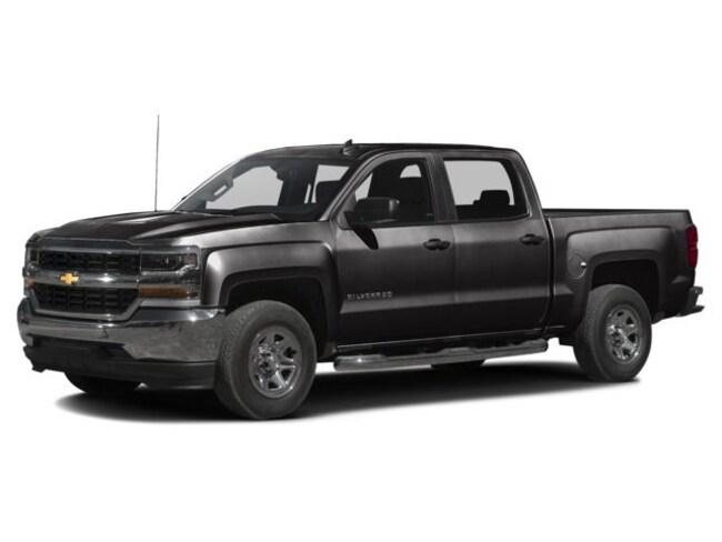 New 2018 Chevrolet Silverado 1500 Silverado Custom Truck Crew Cab in Orlando
