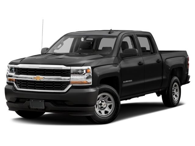 2018 Chevrolet Silverado 1500 Truck Crew Cab