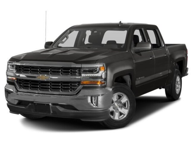 New 2018 Chevrolet Silverado 1500 LT Truck Crew Cab for sale near Macon, GA