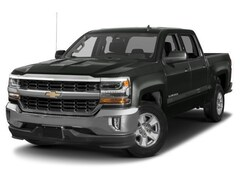 Used 2018 Chevrolet Silverado 1500 LT Truck Crew Cab for sale in Gallipolis, OH