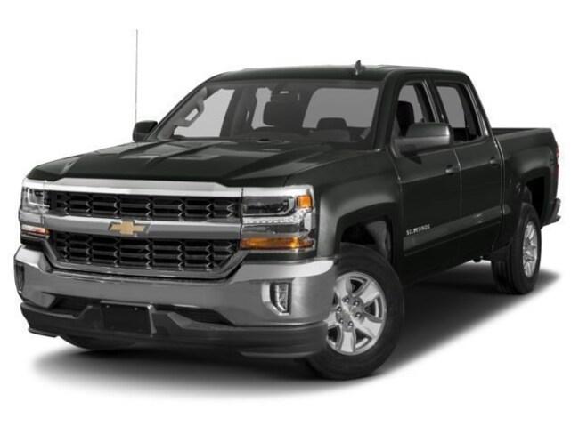 2018 Chevrolet Silverado 1500 LT Truck Crew Cab Winston Salem