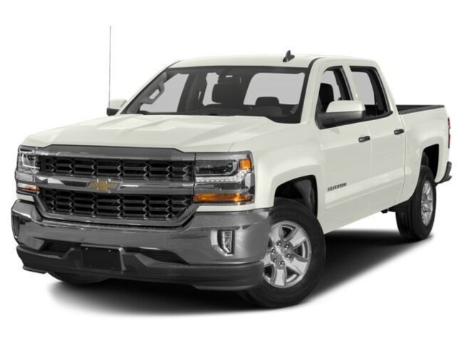 New 2018 Chevrolet Silverado 1500 LT w/2LT Truck Crew Cab San Benito