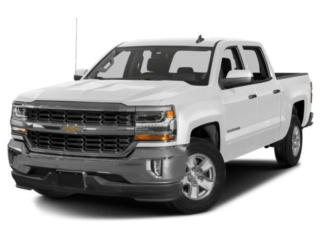 New 2018 Chevrolet Silverado 1500 LT 4WD Crew Cab 143.5 LT w/2LT in Macon, GA