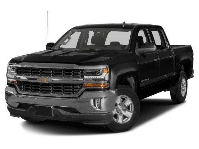 2018 Chevrolet Silverado 1500 LT w/2LT Truck Crew Cab