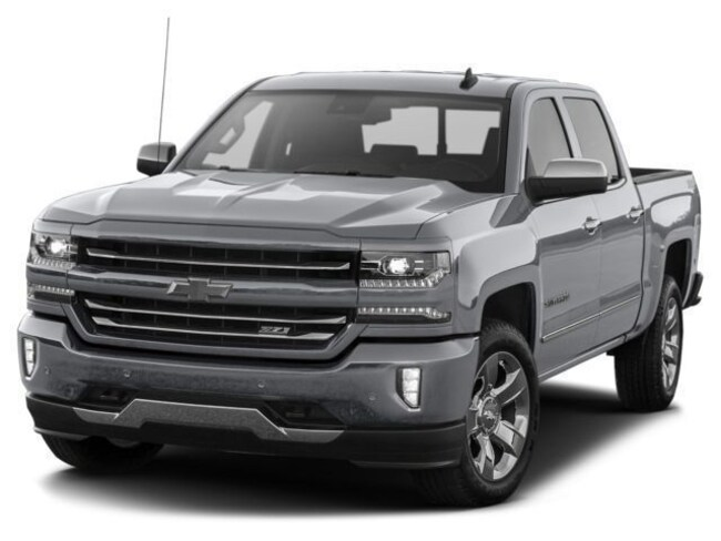 Used 2018 Chevrolet Silverado K1500 LTZ Pick UP in Clayton, GA