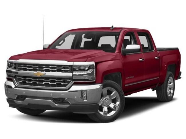 2018 Chevrolet Silverado 1500 1LZ Truck Crew Cab