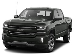 Used 2018 Chevrolet Silverado 1500 For Sale in Stephenville