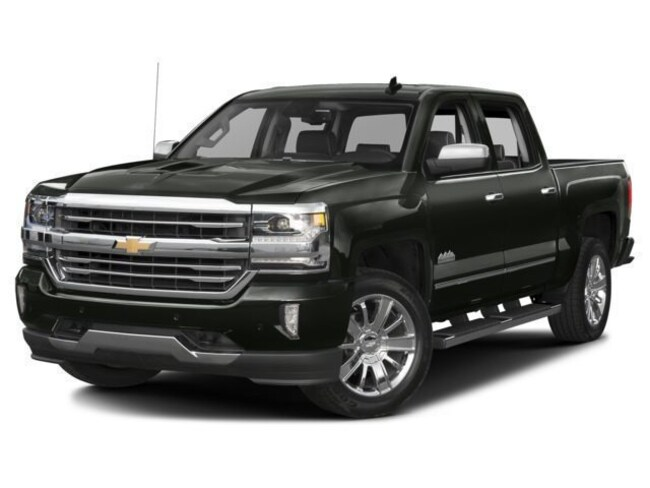 Used 2018 Chevrolet Silverado 1500 High Country Truck Crew Cab For Sale Opelousas, LA