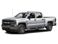 2018 Chevrolet Silverado 1500 Custom Crew Cab Truck