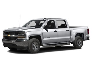 New 2018 Chevrolet Silverado 1500 Silverado Custom Truck Crew Cab for sale near you in Danvers, MA