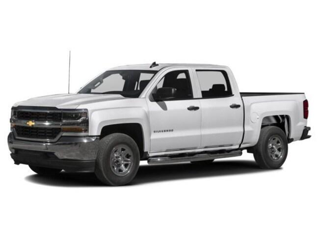New 2018 Chevrolet Silverado 1500 Silverado Custom Truck Crew Cab Danvers, MA