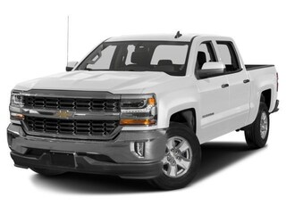 New 2018 Chevrolet Silverado 1500 LT w/1LT Truck Crew Cab For Sale in Orlando
