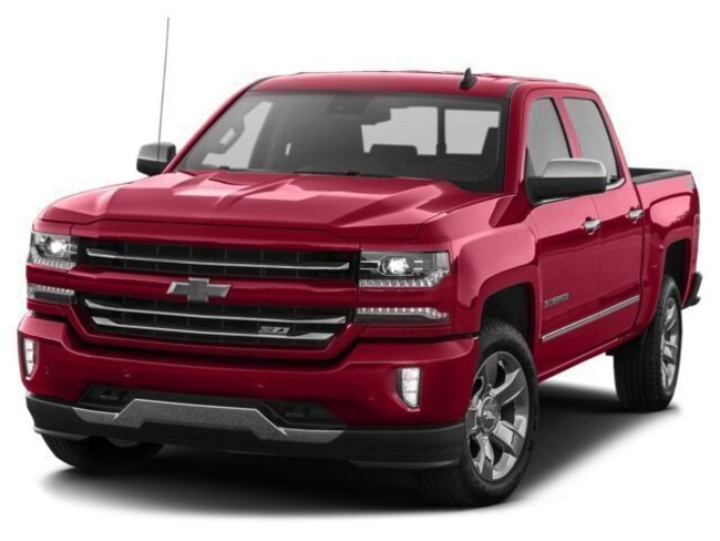 New 2018 Chevrolet Silverado 1500 LTZ w/2LZ Truck Crew Cab in Orlando