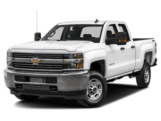 New 2018 Chevrolet Silverado 2500HD WT Truck Double Cab Vienna