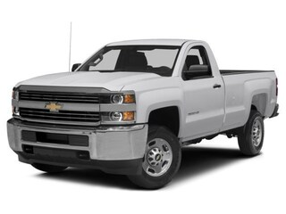 New 2018 Chevrolet Silverado 2500HD WT Truck Regular Cab JZ230897 Danvers, MA