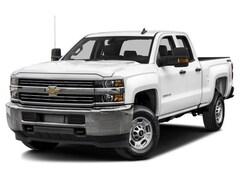 2018 Chevrolet Silverado 2500HD Work Truck Truck Double Cab