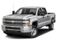 2018 Chevrolet Silverado 2500HD Work Truck Truck Crew Cab