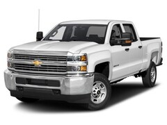 2018 Chevrolet Silverado 2500HD WT Truck Crew Cab
