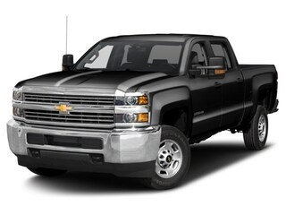 New 2018 Chevrolet Silverado 2500HD WT Truck Crew Cab in Baltimore