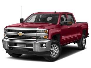 2018 Chevrolet Silverado 2500HD LT Truck