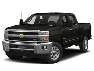 2018 Chevrolet Silverado 2500HD LTZ Truck Crew Cab for Sale at Tim Short Auto Mall