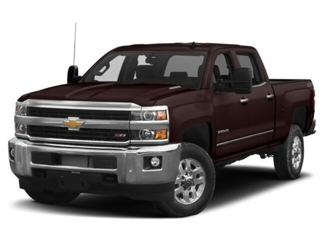 2018 Chevrolet Silverado 2500 High Country Truck Crew Cab