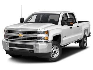 2018 Chevrolet Silverado 2500HD Work Truck Truck