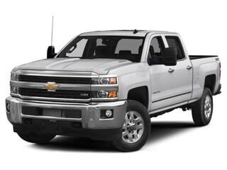 New 2018 Chevrolet Silverado 2500HD LTZ Truck Crew Cab Harlingen, TX