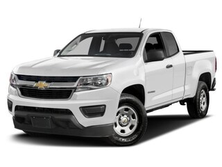New 2018 Chevrolet Colorado WT Truck Extended Cab Harlingen, TX
