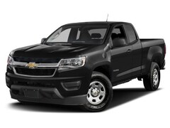 2018 Chevrolet Colorado W/T 4x2 Work Truck  Extended Cab 6 ft. LB