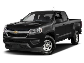 New 2018 Chevrolet Colorado WT Truck Extended Cab J1274100 Danvers, MA