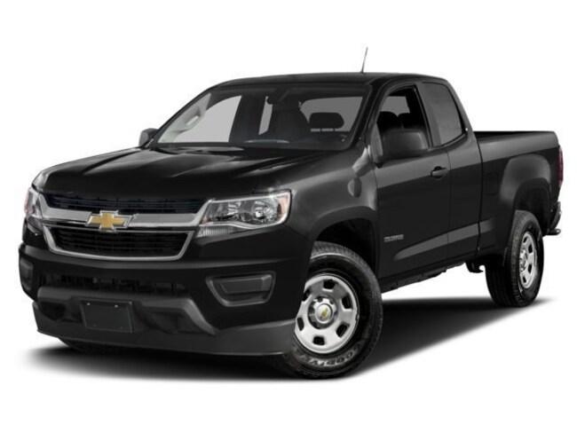 2018 Chevrolet Colorado 2WD Work Truck Truck
