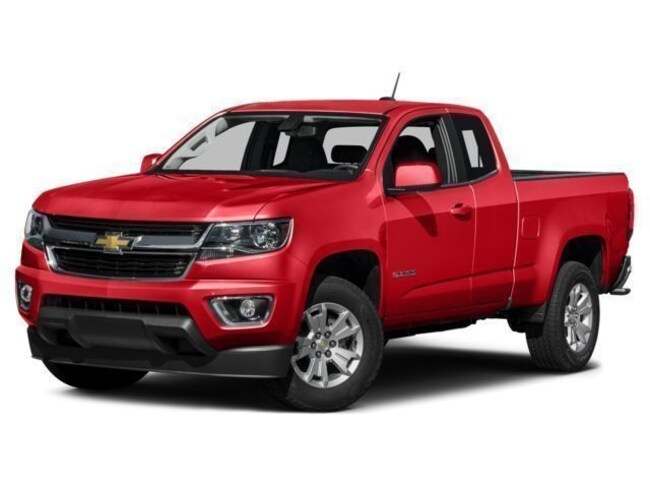 New 2018 Chevrolet Colorado LT Truck Extended Cab For Sale Springfield, IL