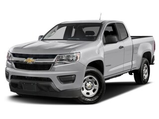 New 2018 Chevrolet Colorado WT Truck Extended Cab J1148941 Danvers, MA