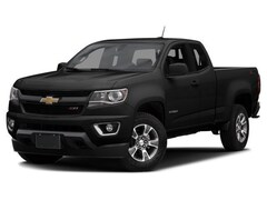Used 2018 Chevrolet Colorado Z71 Truck Extended Cab