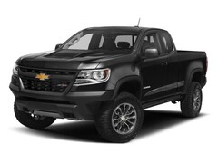 2018 Chevrolet Colorado ZR2 Truck Extended Cab