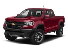 Used 2018 Chevrolet Colorado 4WD ZR2 4WD Ext Cab 128.3 ZR2