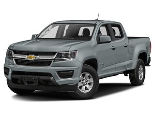 Used 2018 Chevrolet Colorado 2WD Work Truck Truck Crew Cab in Montgomery