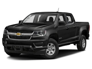 2018 Chevrolet Colorado Work Truck Truck Crew Cab