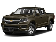 New 2018 Chevrolet Colorado WT Truck Crew Cab for sale in Anniston AL