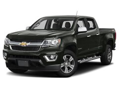 2018 Chevrolet Colorado 2WD LT Crew Cab Pickup